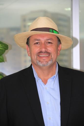 Tarsicio Granizo - Ministro del Ambiente- for site